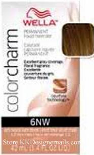 Wella Color Charm 6nw Dark Natural Warm Blonde