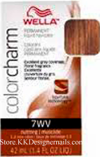 Wella Color Charm 7wv Nutmeg