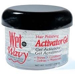 Wet-n-Wavy Hair Polishing Activator Gel