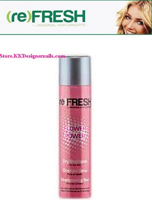 (re) Fresh Flower Power Dry Shampoo