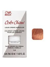 Wella Color Charm 633 Red Blaze Has Change This To 6r Terra Cotta