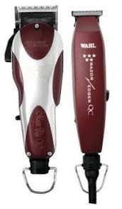 how to put foam on wahl 2 hole clippers