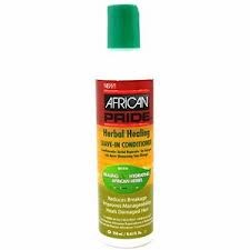 African Pride Herbal Conditioner 8.45oz