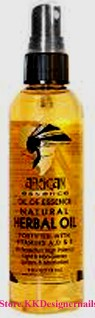 African Essence Oil of Essence Natural Herbal Oil Spray 4oz
