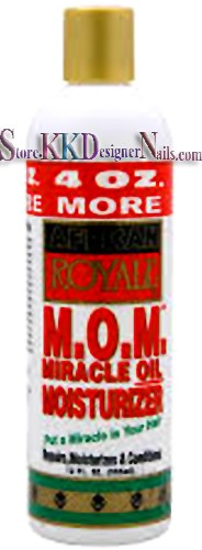 African Royale M.O.M. Miracle Oil Moisturizer 12oz