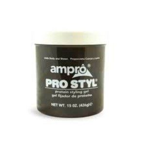 Ampro Protein Styling Gel Regular Hold 15oz