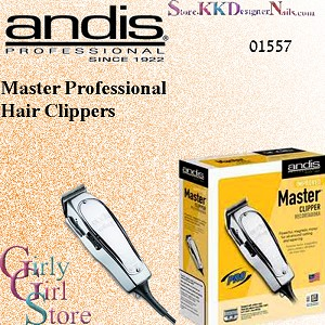 Andis Master Professional Hair Clippers 01557