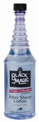 Black Magic After Shave Lotion Alcohol free