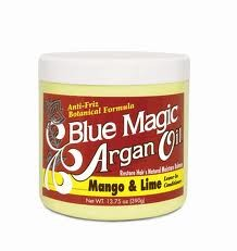 Blue MagicArgon Oil  Mango & Lime Leave-In COnditioner