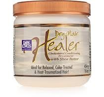 Dark and Lovely Naturally Dry Hair Healer 16oz