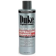 Duke Conditioning Neutralizing Shampoo 10 oz