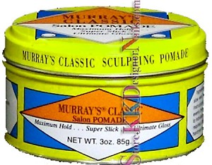 Murray's Classic Salon Pomade Maximum Hold 3oz
