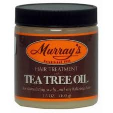 Murray's Hair Treatment w/ Tea Tree Oil 3.5oz