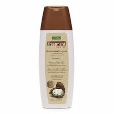 nuNAAT Naat Treatment Curly Hair Moisturizing Shampoo with Keratin and Cupuacu Butter