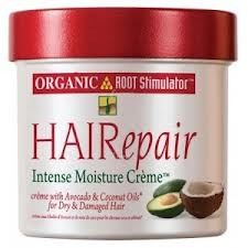 Organic Root Stimulator  HAIRepair Intense Moisture Creme 5 oz.
