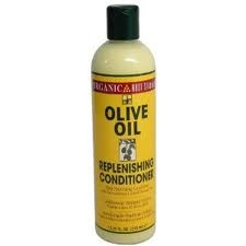 Organic Root Stimulator Olive Oil  Repenishing Conditioner