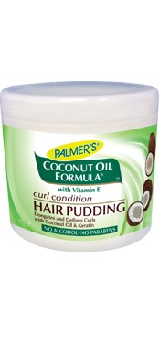 Palmer's  Coconut Oil Formula Curl Condition Hair Pudding 14oz