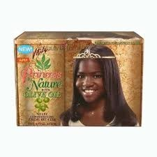 Princess Olive Oil Super Relaxer