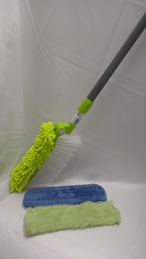 Quantum Reach Broom-Mop-Duster