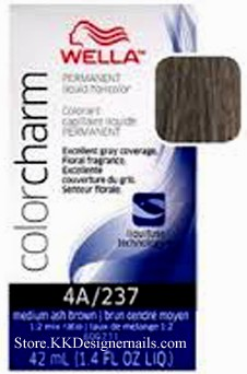 Wella Color Charm 4a 237 Medium Ash Brown