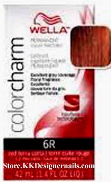 Wella Color Charm 6r Red Terra Cotta