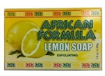 African Formula Exfoliating Lemon Soap 7oz