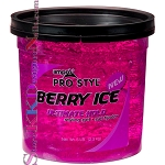 Ampro Pro Styl Protein Styling Gel Berry Ice Ultimate Hold 5lbs
