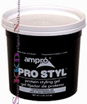 Ampro Pro Styl Protein Styling Gel Regular Hold 5lb