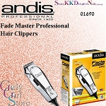 Andis Fade Master Professional Hair Clippers 01690