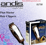 Andis Phat Master Hair Clippers 01750