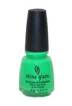 China Glaze Nail Polish In The Lime Light