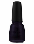 China Glaze Nail Polish Midnight Ride