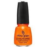 China Glaze Nail Polish Orange You Hot ?