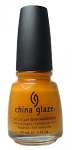 China Glaze Nail Polish Papaya Punch