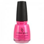 China Glaze Nail Polish Pink Voltage