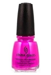 China Glaze Nail Polish Purple Panic