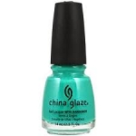 China Glaze Nail Polish Turn Turquoise
