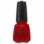 China Glaze Nail Polish Winter Berry