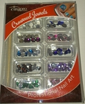 Cinapro Crowned Jewels Professional Nail Art