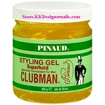 Clubman Pinaud Styling Gel Superhold 16oz