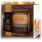 Cuccio Spa to Go  Milk & Honey