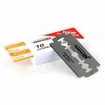 Dorco Platnum Blades Double Edge 10 packs of 10 in each 100 Blades