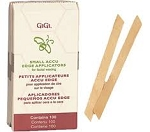 GIGI Accu Edge Applicators - Small 100 pk.