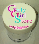 Girly Girl Powder For Nails Clear 1oz