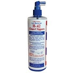 H-42 Clippers Cleaner Spray 16oz