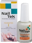 Nail Tek Foundation I for Strong Healthy Nails .5 oz.