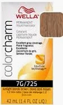 Wella Color Charm 7G/725 Medium Pure Gold Blonde